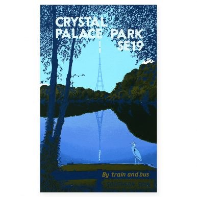 Crystal Palace Park By Martin Grover.jpg