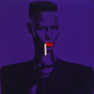 Grace Jones By Kris Lamorena