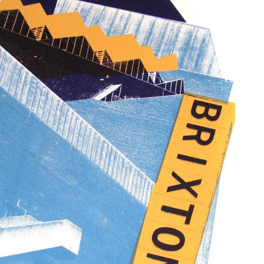 Brixton Rec Crop 2 - Brixton Rec by Underway Studio