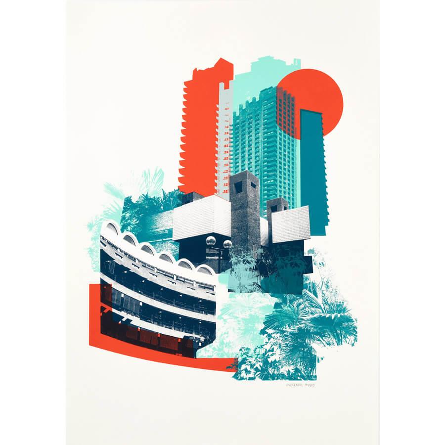 UWS Barbican A2 - Barbican by Underway Studio