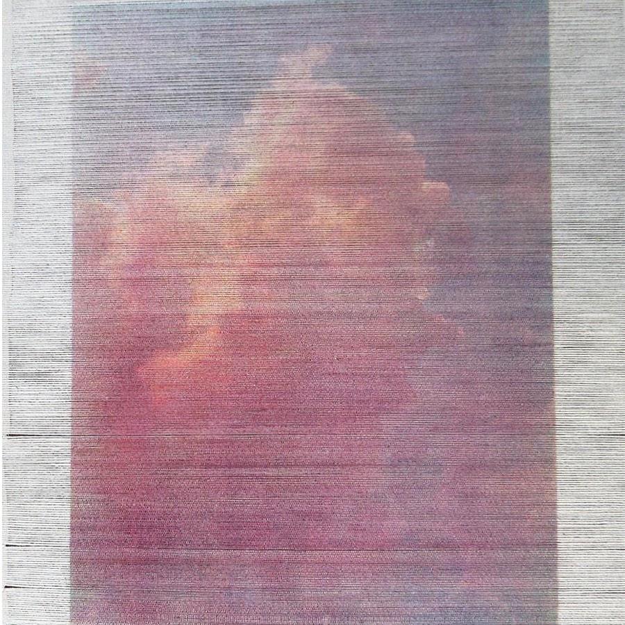 Ellie Sher Cumulus clouds £800 - Cloud Series by Eleonora Sher