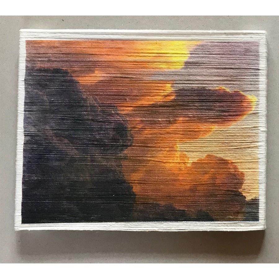 Ellie Sher Cumulus clouds 1 - Cumulus Clouds 1 by Eleonora Sher
