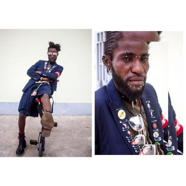 Kenny Afropunk 600x600 - Afropunk by Kenny Mutombo