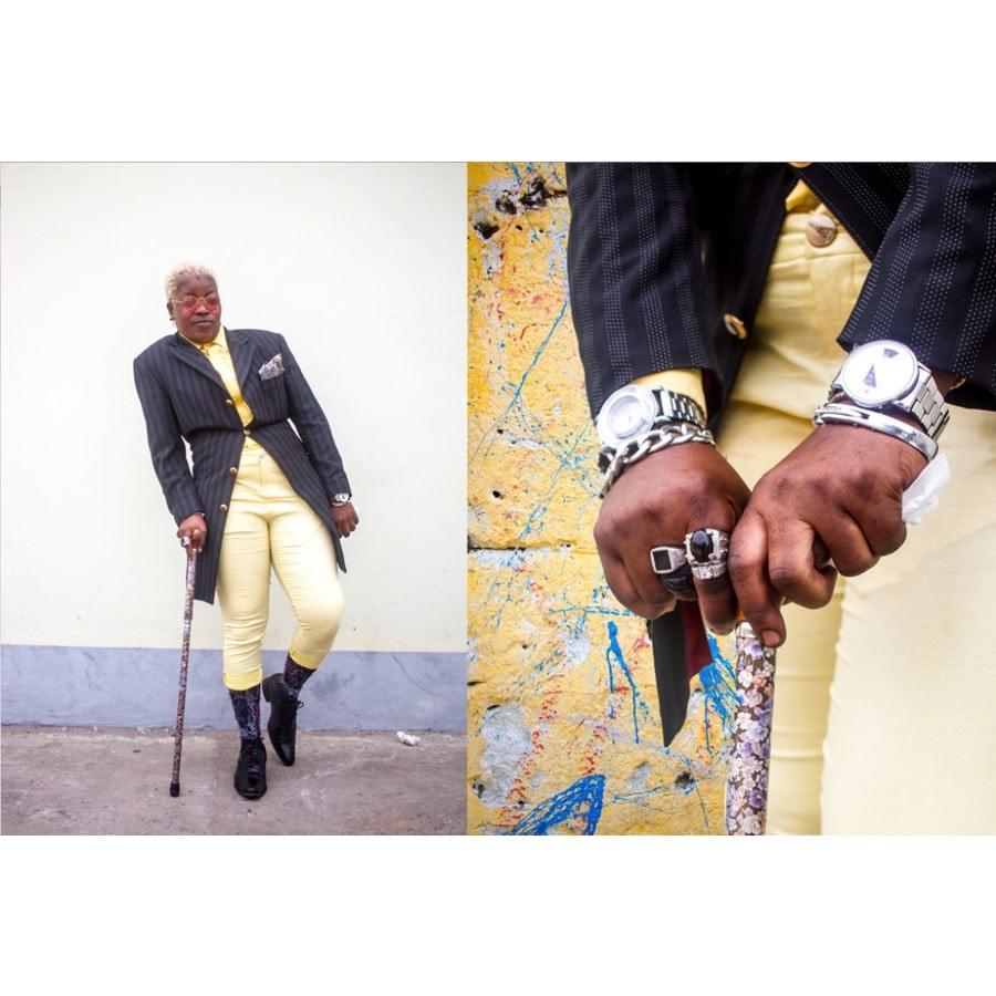 Kenny Dandywoman - Dandy Woman by Kenny Mutombo