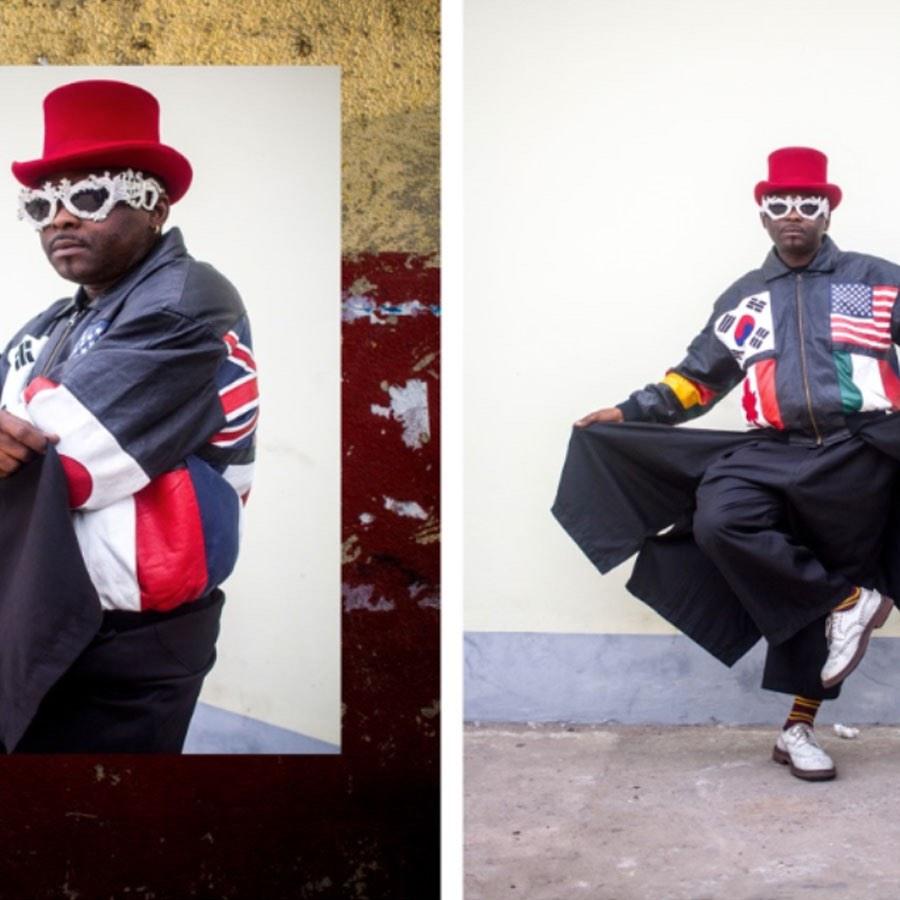 Kenny Mr worldwide crop - Mr Worldwide by Kenny Mutombo