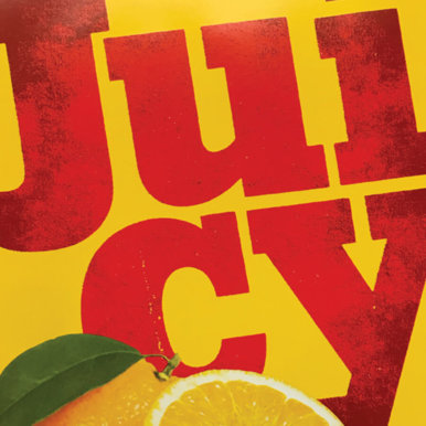 Juicy By Oli Fowler