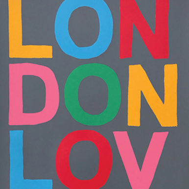 London Loves By Oli Fowler