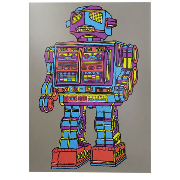 Oli robot 600x600 - RobotXtra2 by Oli Fowler