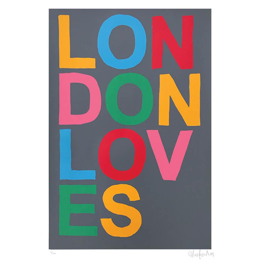 oli london loves - London Loves by Oli Fowler