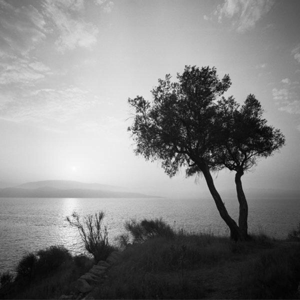 David Whyte Sunset over Albania crop 600x600 - Sunset Over Albania by David Whyte
