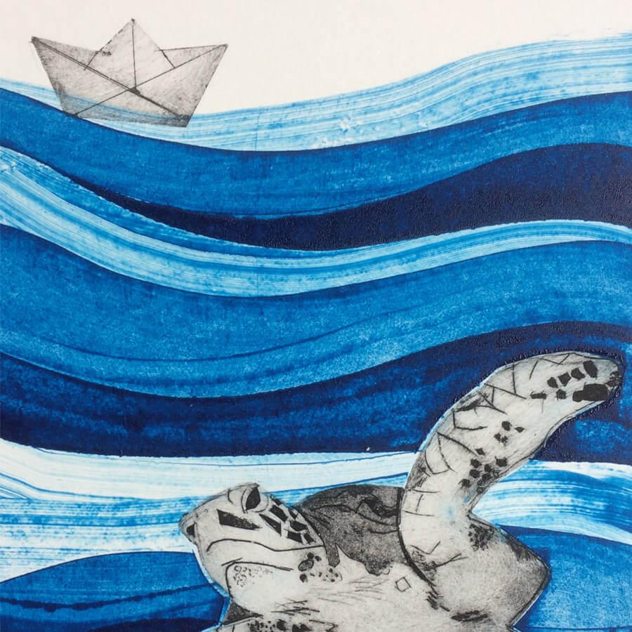 Sarah Morgan Under the sea crop - Under The Sea by Sarah Morgan