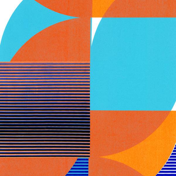 Diane Bresson Tangram Slice X crop 600x600 - Tangram Slice X by Diane Bresson