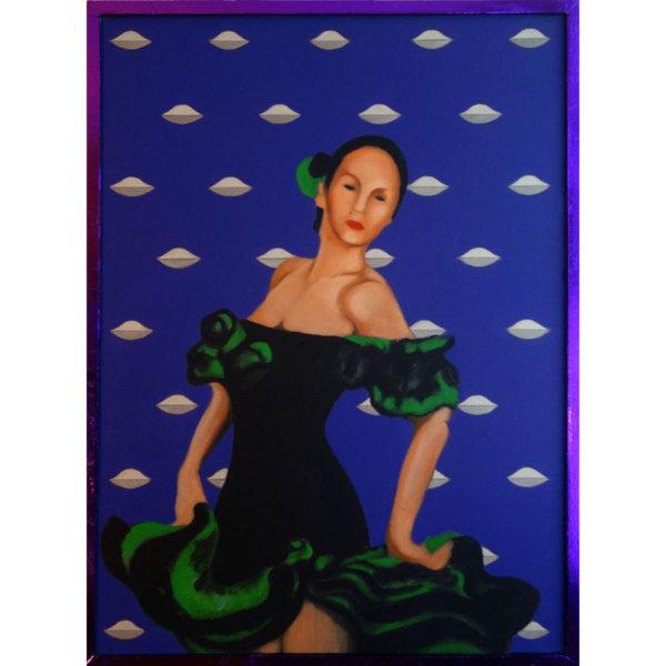 Jose Gomez Maruja 600x600 - Maruja by Jose Gomez