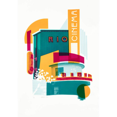 Rio Cinema By Underway Studio