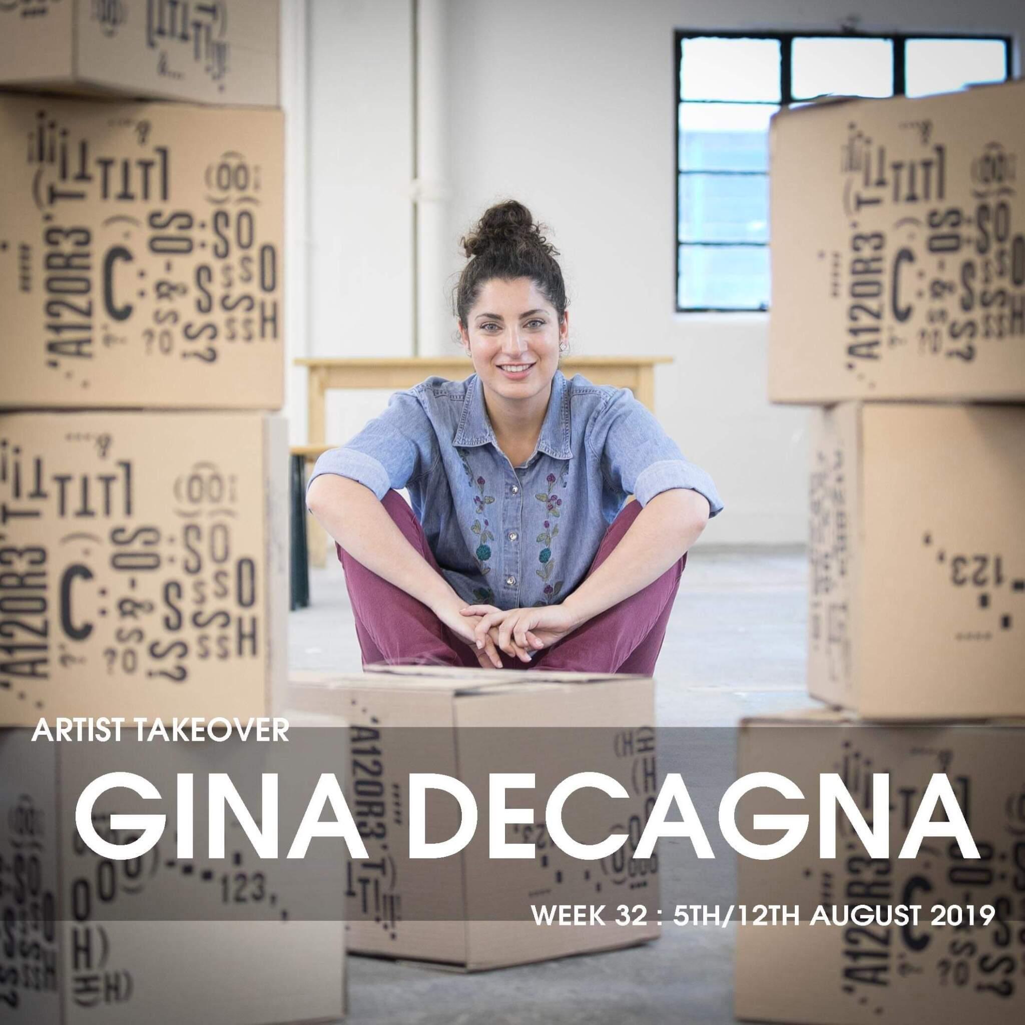 Gina Header Up