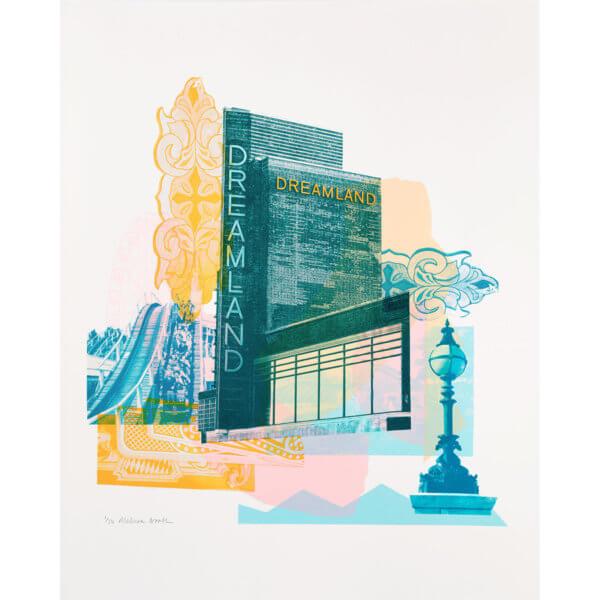 Melissa Dreamland 600x600 - Dreamland Margate by Melissa North