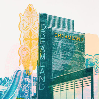 Dreamland Margate By Melissa North