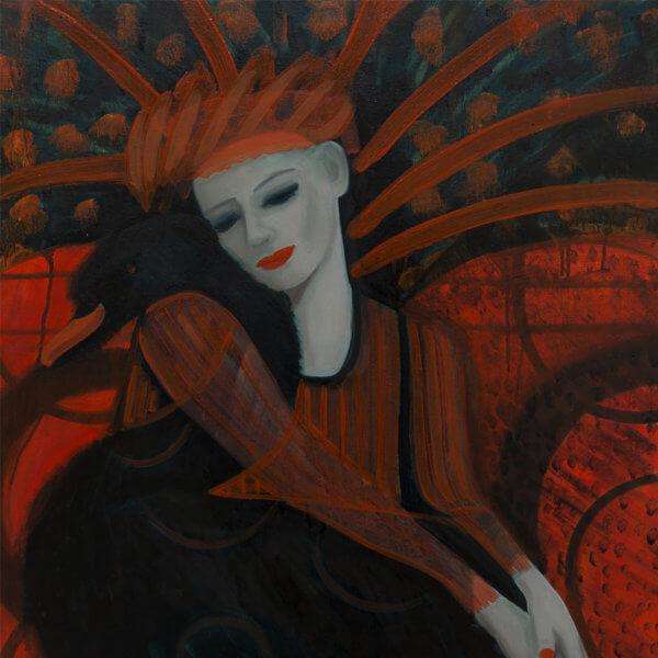 Amanda Birdwoman 600x600 - Birdwoman by Amanda Houchen