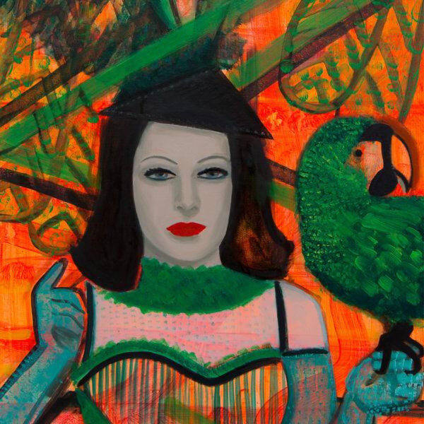 Amanda parrot fashion 600x600 - Parrot Fashion by Amanda Houchen
