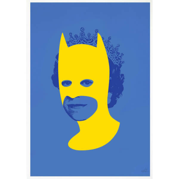 Heath Batman Yellow Blue 600x600 - Rich Enough To Be Batman by Heath Kane