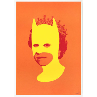 Heath Batman Yellow Orange full 386x386 - Brixton Art Gallery
