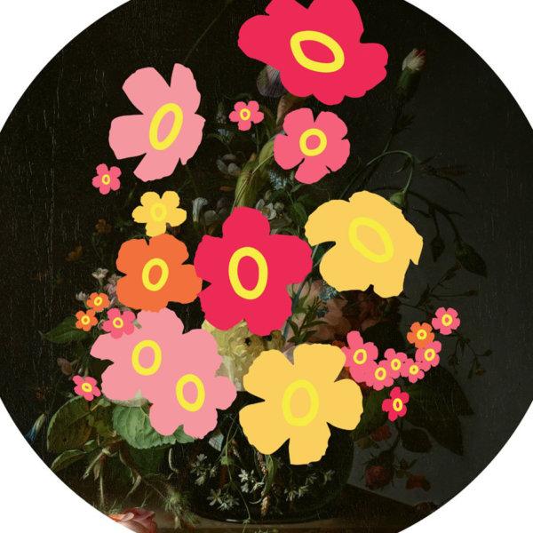Heath wallflower crop 600x600 - Wallflowers by Heath Kane