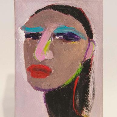 Mini Portrait I By Kris Lamorena