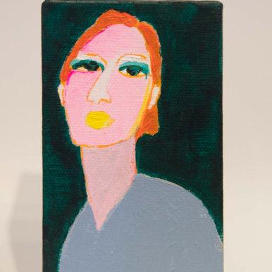 Mini Portrait II By Kris Lamorena