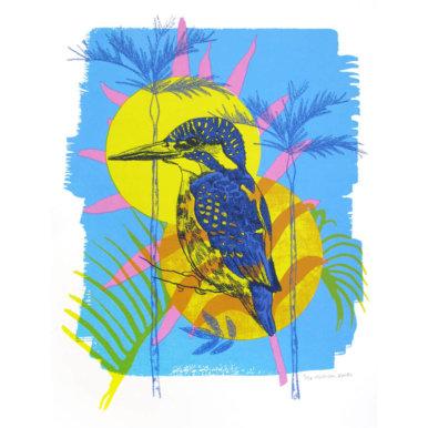 Melissa North Kingfisher 386x386 - Brixton Art Gallery