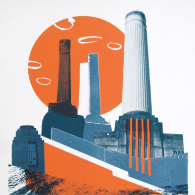 Battersea Power Station By Underway Studio