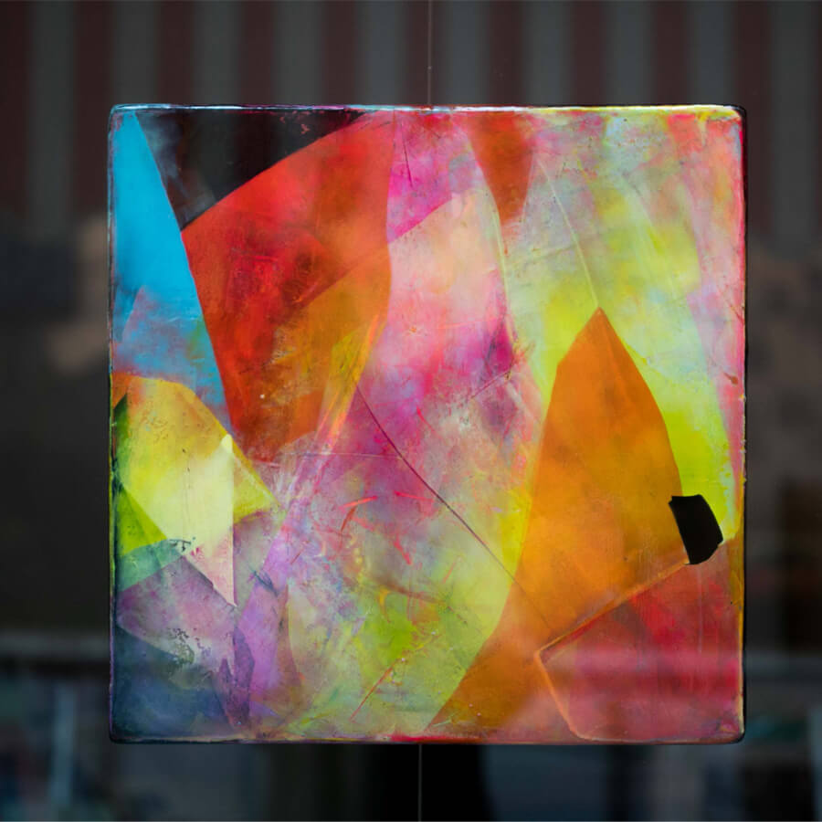 Kimbal 5 - Puzzle Piece BAB by Kimbal Quist Bumstead
