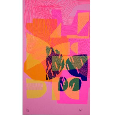 Ian Perry Studio Disco 386x386 - Print Garage