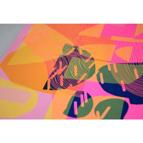 Ian Perry Studio Disco crop 600x600 - Disco Studio by Print Garage