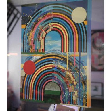 Double Rainbow By Matt Dosa
