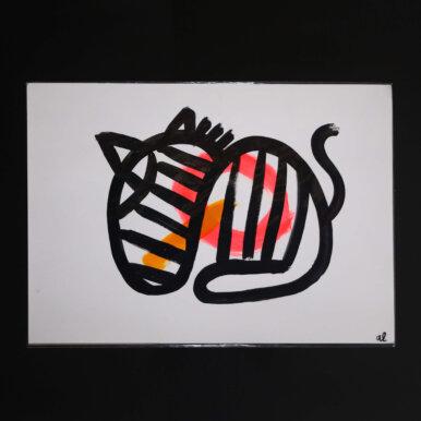 Zebra 1 Andy Lester