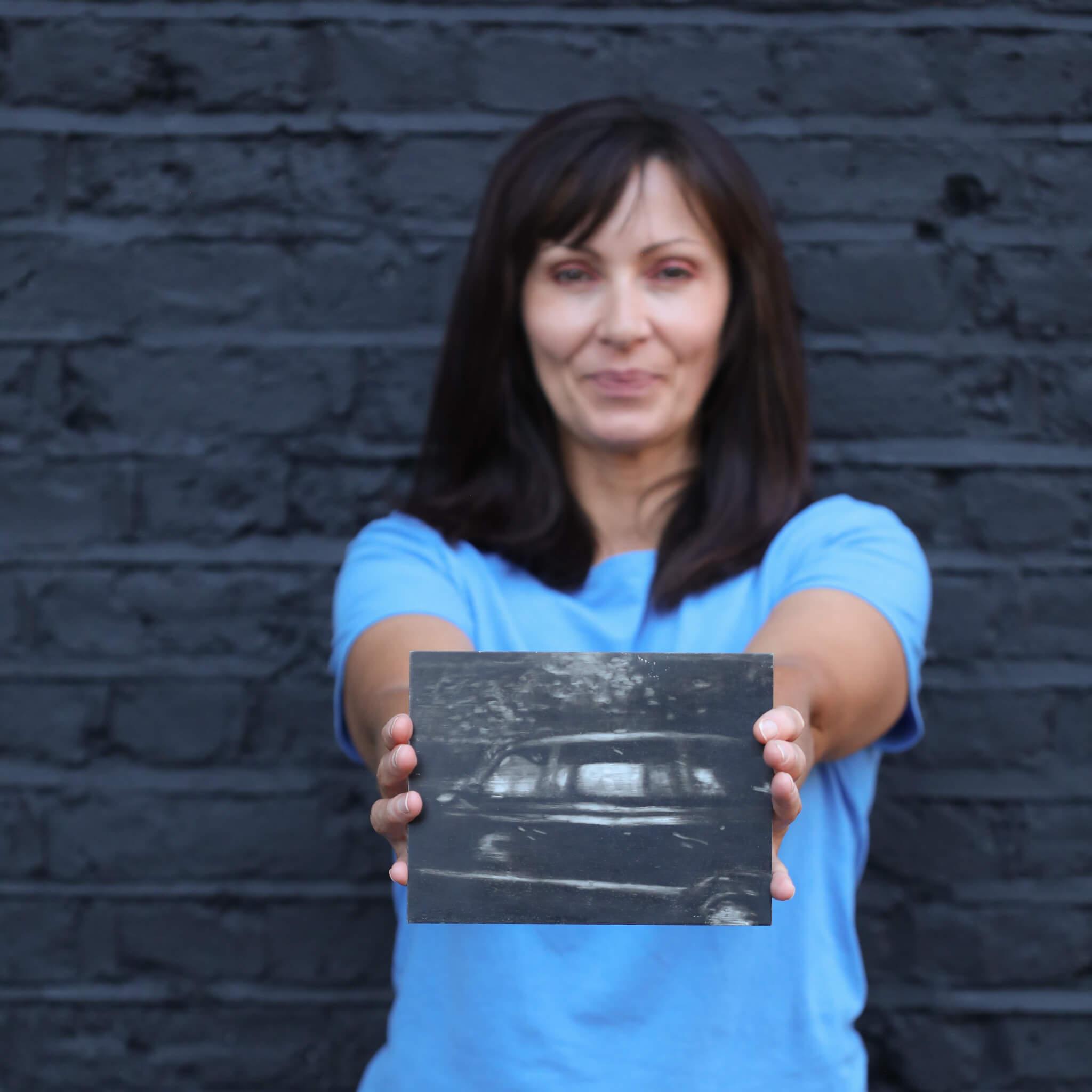 48CF8409 5D5A 4A50 B1E9 77F6F0075C18 - Black Cab, Central London by Jackie Clark