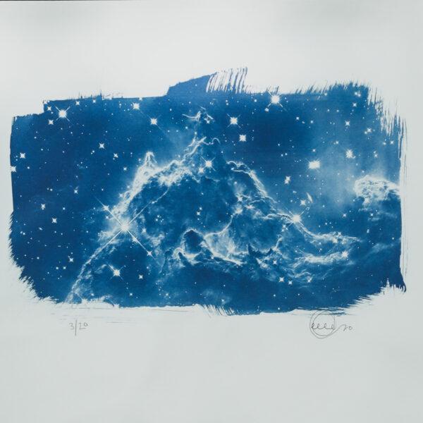 6E60A68D 5977 48AC 9709 78CB1CB5C883 600x600 - Monkey Head Nebula by Craig Keenan