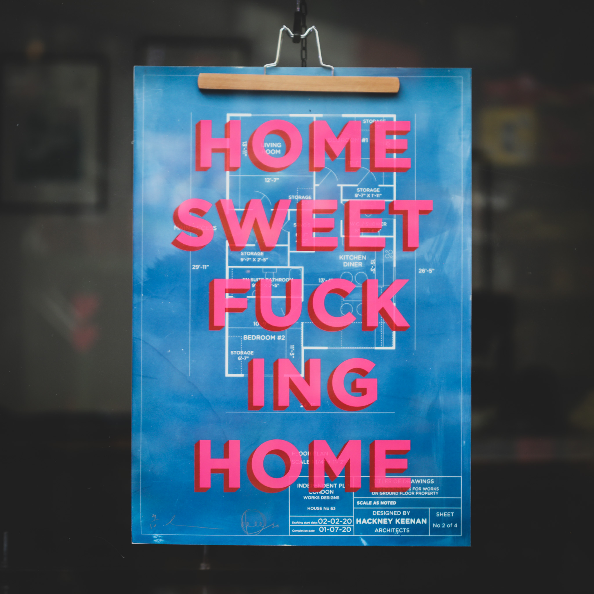 9D199D05 C055 437D 86DF 158373FACB01 - Home Sweet Fucking Home by Craig Keenan and Dave Buonaguidi