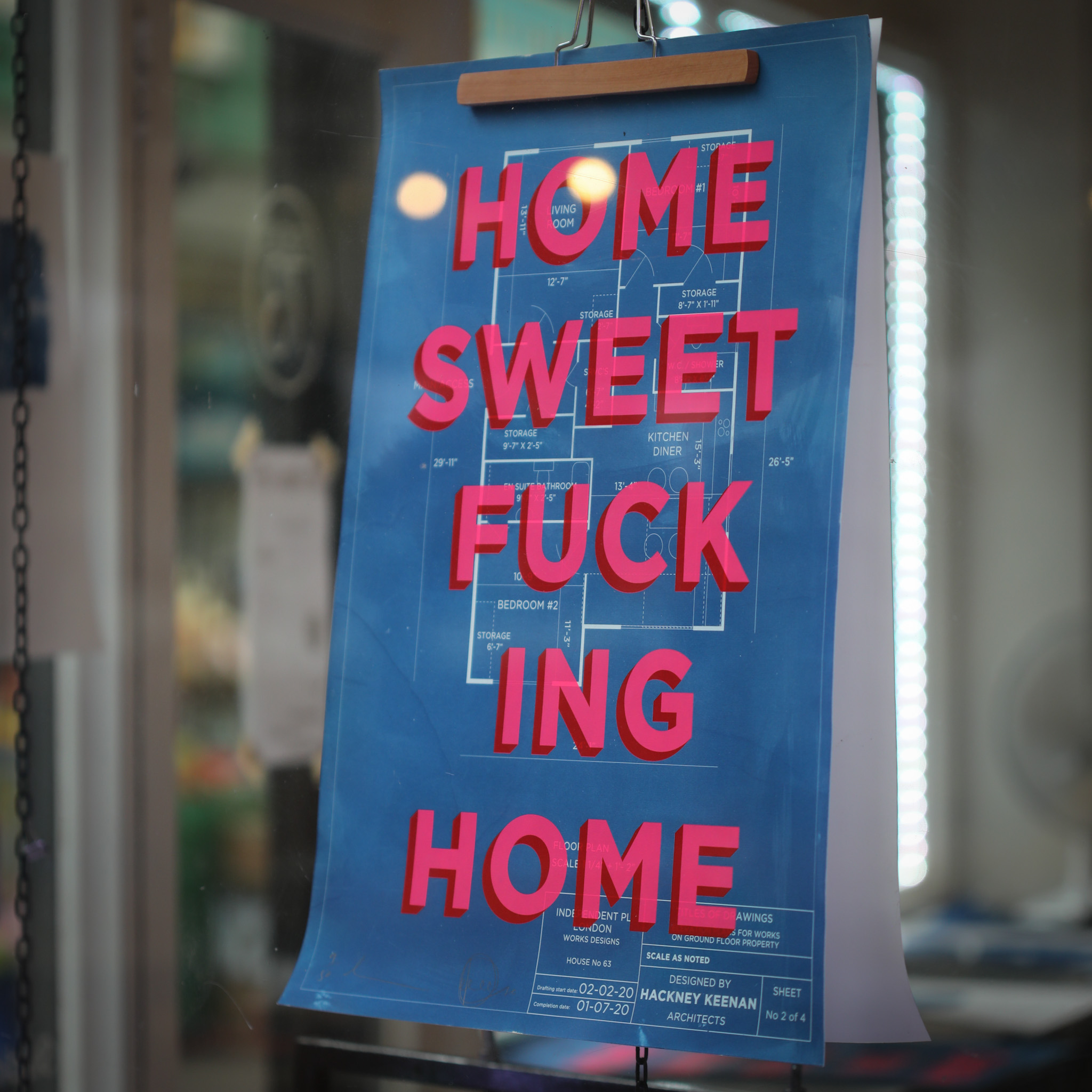DEEFB3DC B91E 4F84 80C4 90317BF36BE0 - Home Sweet Fucking Home by Craig Keenan and Dave Buonaguidi
