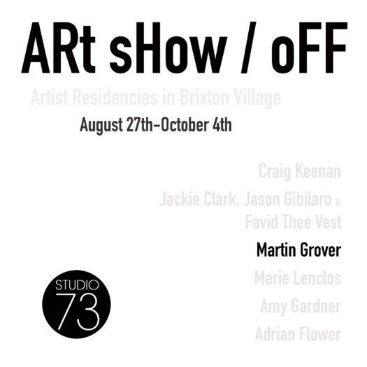 ARt sHow oFF Sq MG 525x525 - Artist Takeover