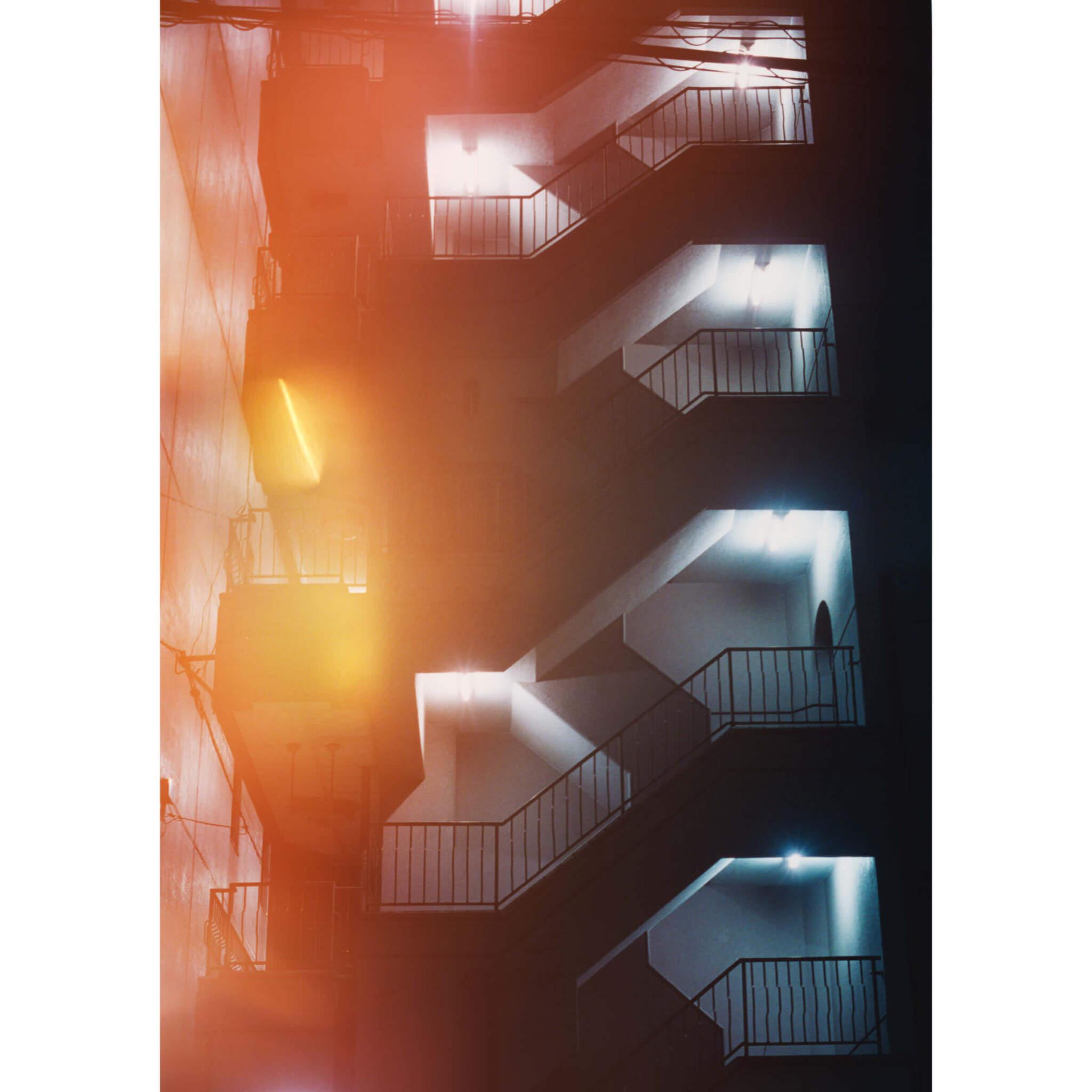 78030226 8FCB 4483 B600 EC5F8F161997 - Night Stairs by Ben Stockley