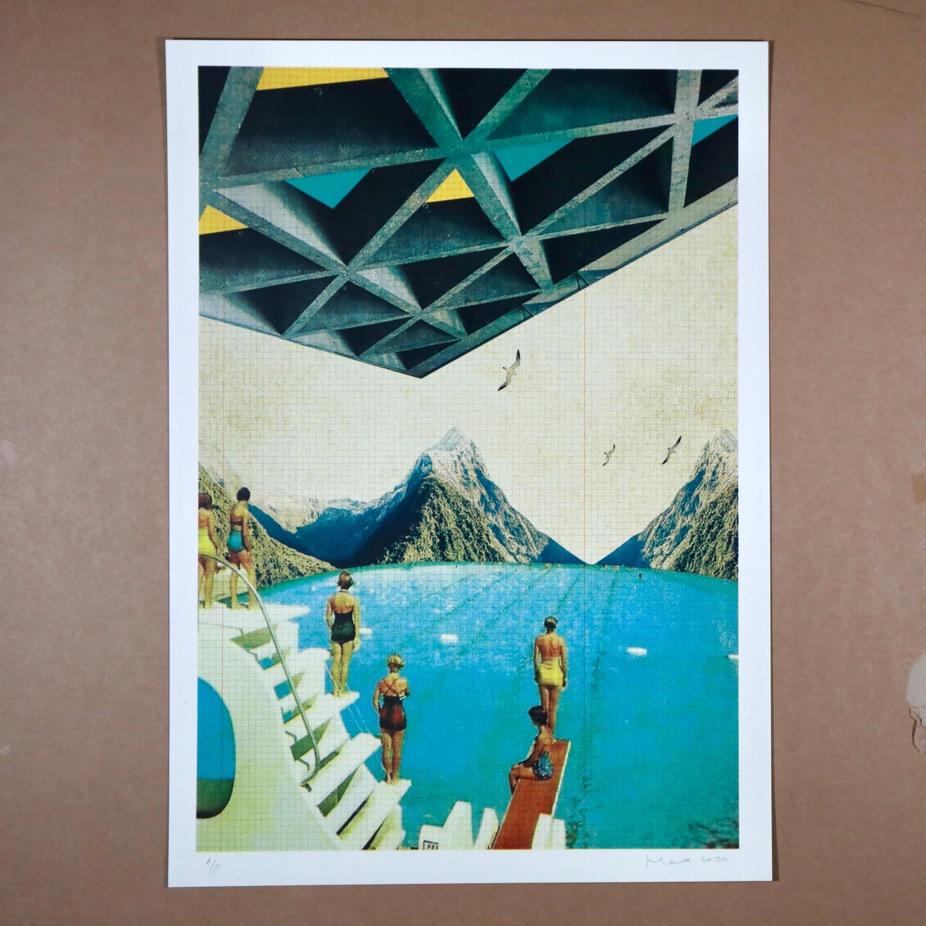 8962FEEB 7504 44D7 9F6D 51D7BE74F60E - Utopian Swim by Maxine Gregson