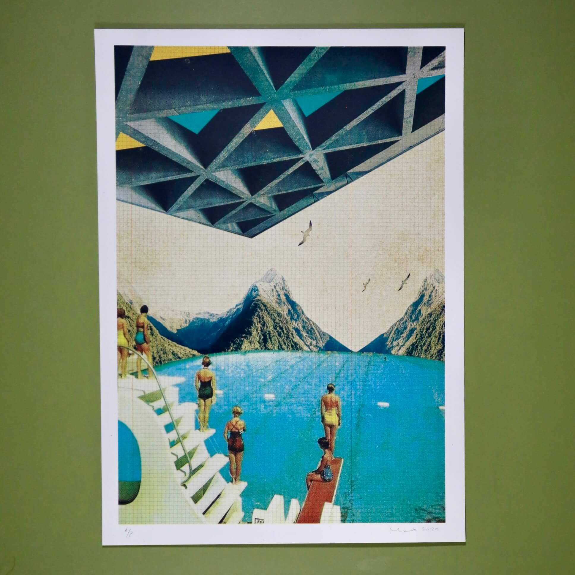 A6182C52 5525 42EB 8FD1 95B70E8699CB - Utopian Swim by Maxine Gregson