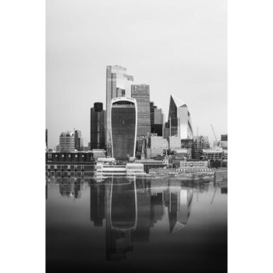 City (Vacant) Of London I
