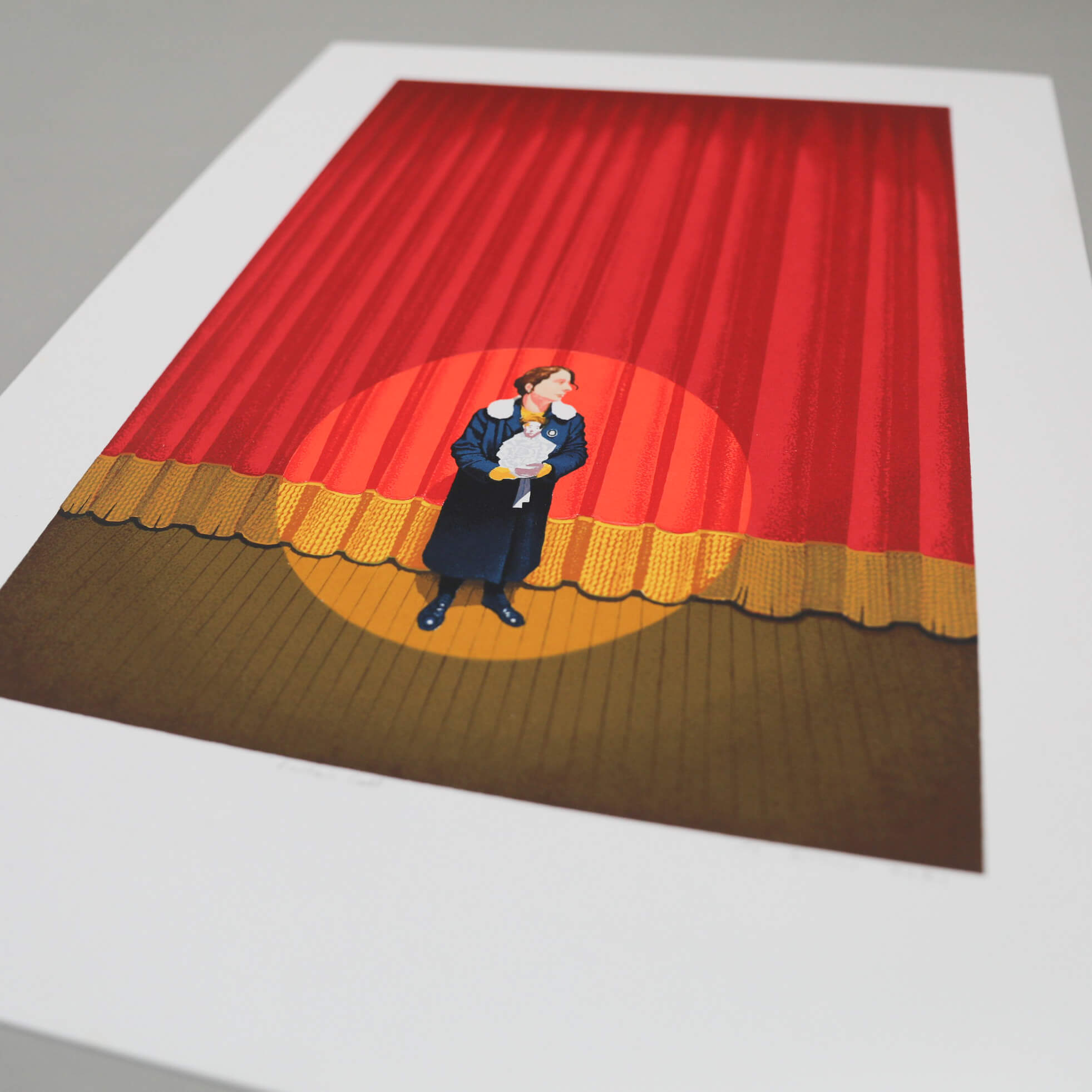 N58A0734 - Curtain Call by Martin Grover