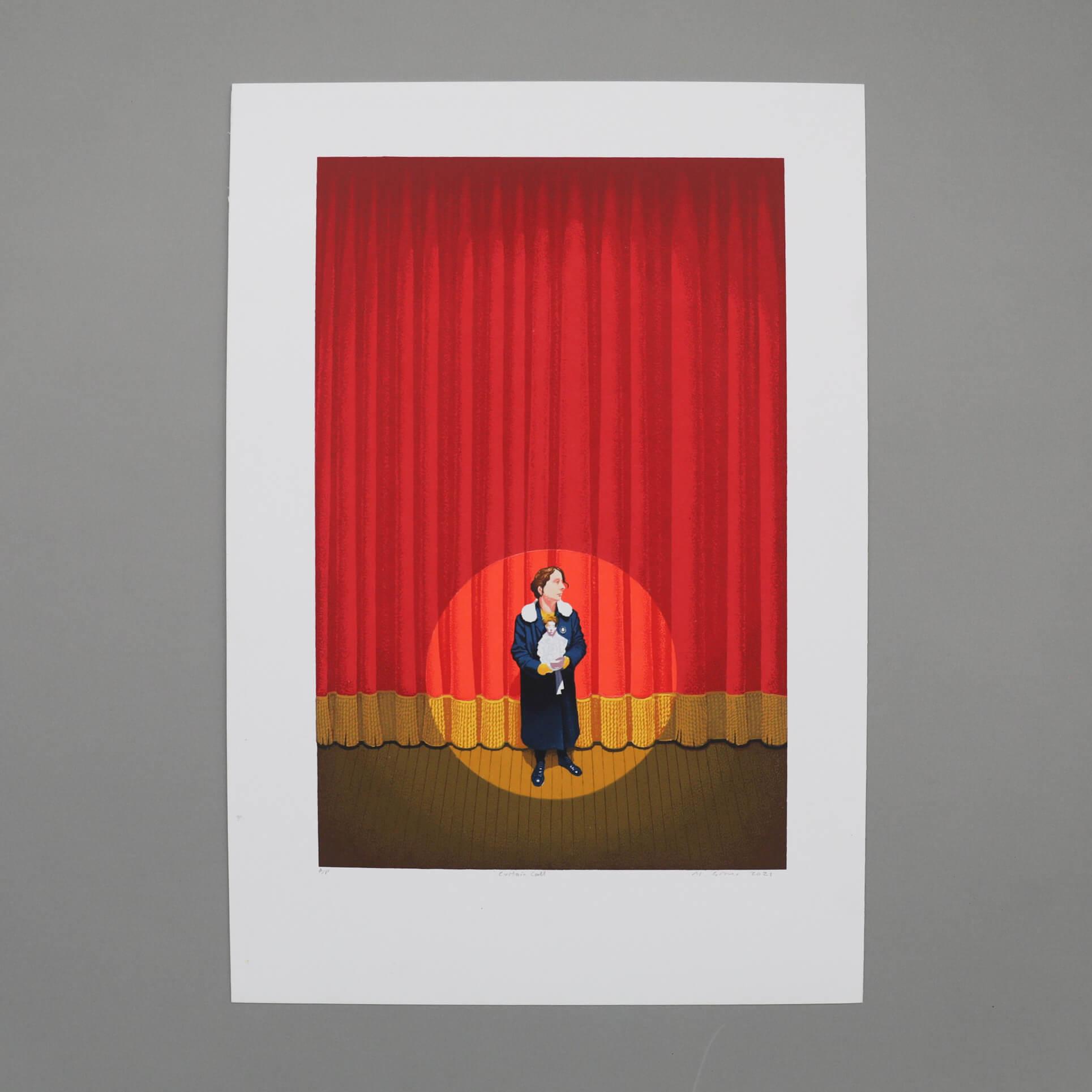 N58A0735 - Curtain Call by Martin Grover
