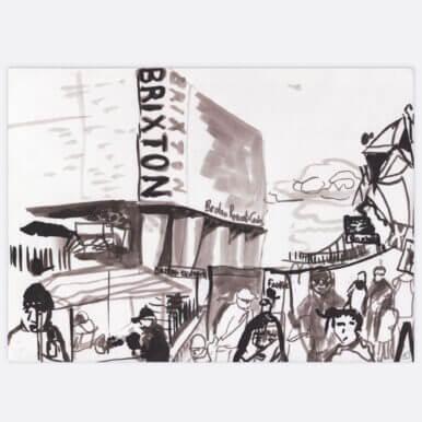 Brixton Recreation Centre By Kirsty Jones