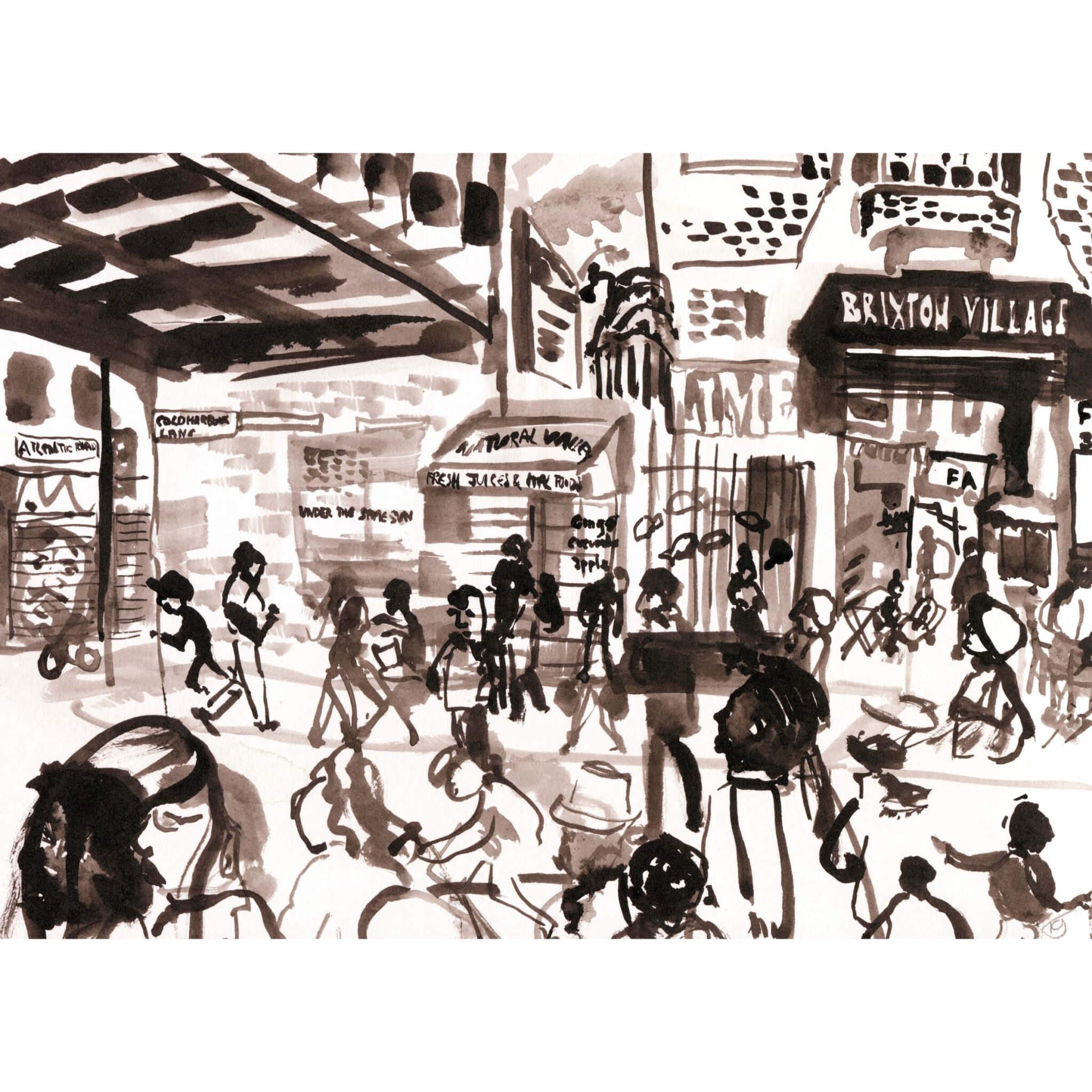IMG 8750 - Brixton Village Coldharbour Lane by Kirsty Jones