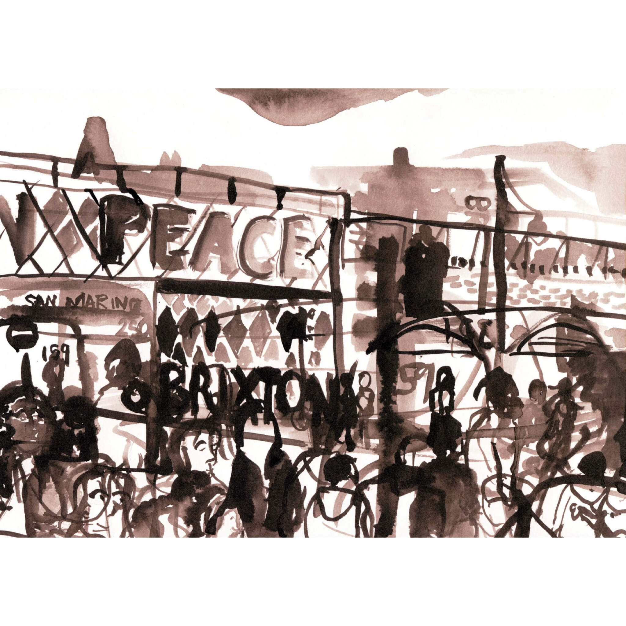 IMG 8752 - Brixton Peace Bridge by Kirsty Jones