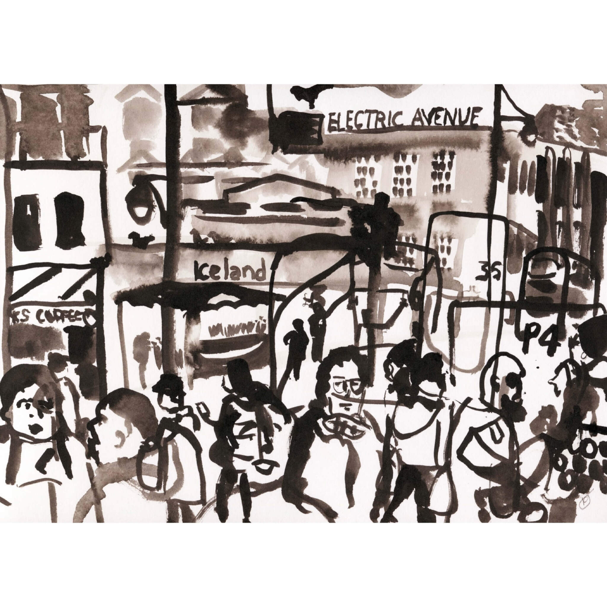 IMG 8753 - Brixton Iceland Electric Avenue by Kirsty Jones